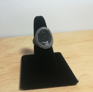 Jewelry - Sterling silver Bling Ring